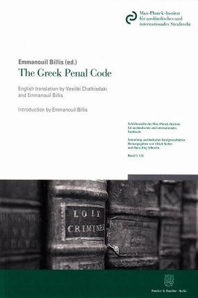 The Greek Penal Code.