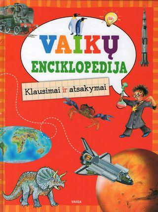 Vaikų enciklopedija. Klausimai ir atsakymai