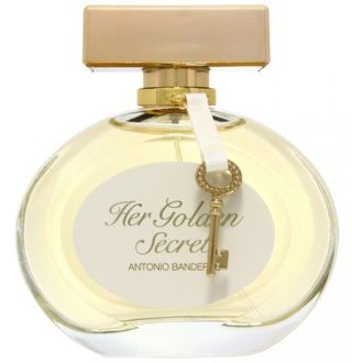 ANTONIO BANDERAS THE GOLDEN SECRET tualetinis vanduo, 80ml (EDT)