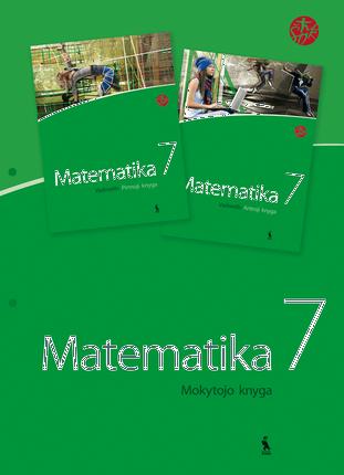 Matematika VII klasei. Mokytojo knyga (ŠOK)