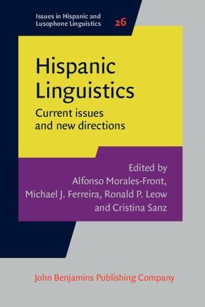 Hispanic Linguistics
