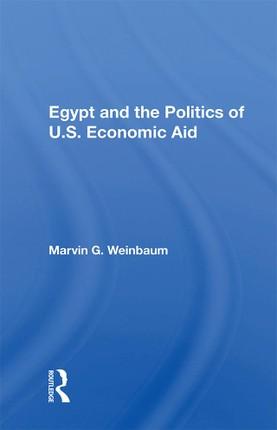Egypt And The Politics Of U.s. Economic Aid