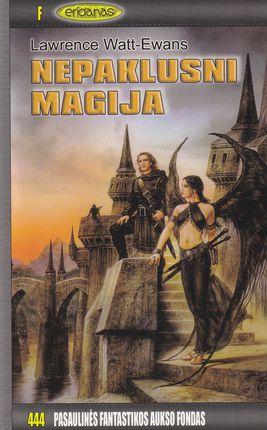 Nepaklusni magija (PFAF 444)