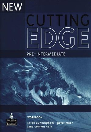 Cutting Edge Pre-Intermediate - New Editions - Workbook Without Key