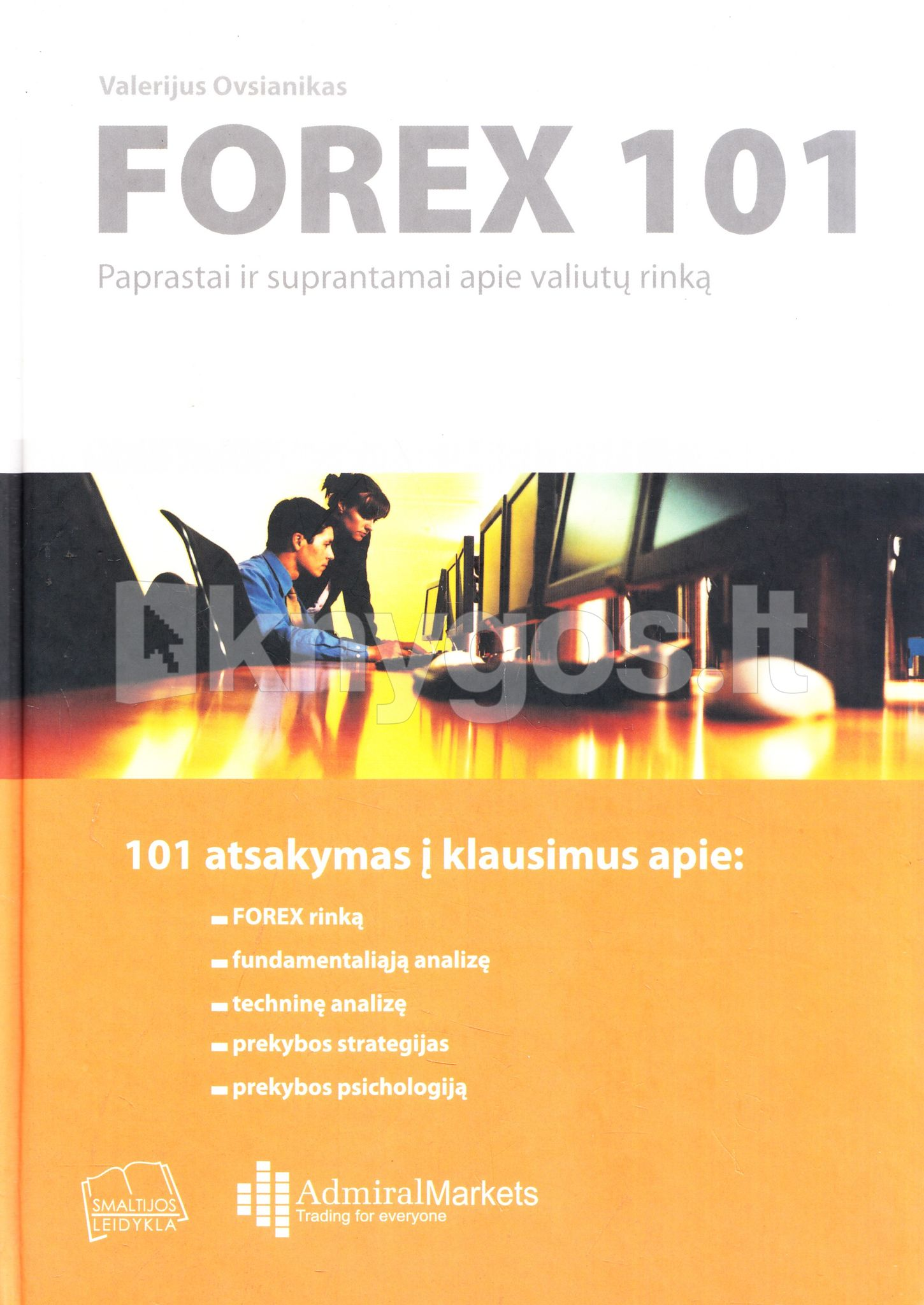 Forex 101 knyga