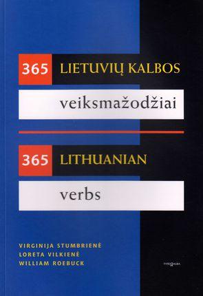 365 lietuvių kalbos veiksmažodžiai
