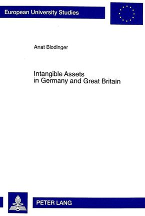 Intangible Assets in Germany and Great Britain
