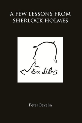 Few Lessons from Sherlock Holmes