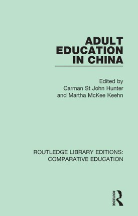 Adult Education in China
