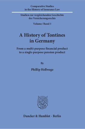 A History of Tontines in Germany