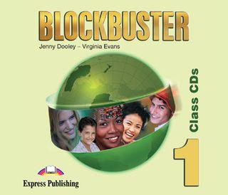 Blockbuster 1. Class CD. Klausymo diskas