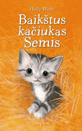 Baikštus kačiukas Semis