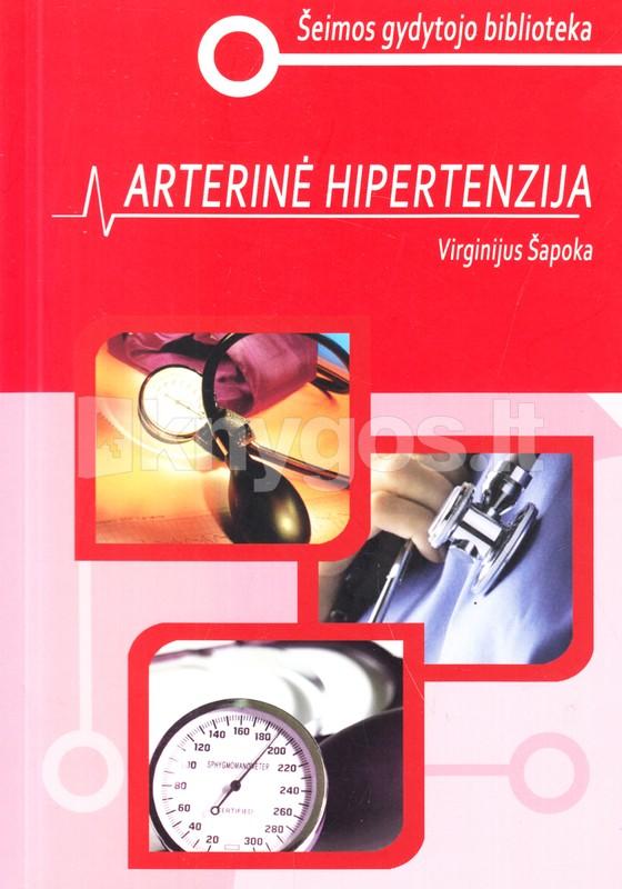 alternatyvi medicina hipertenzijai gydyti