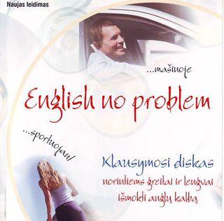 Anglų kalba be problemų: 1 klausymosi diskas