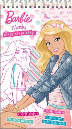 Barbie. Madų dizainerė