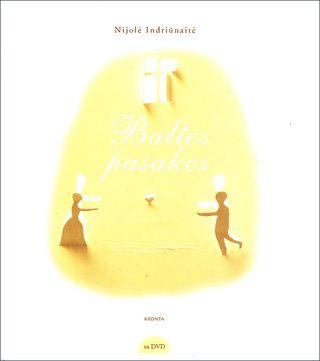 Baltos pasakos (su DVD)