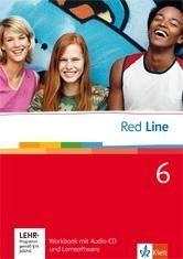 Red Line 6. Workbook mit Audio-CD und Lernsoftware