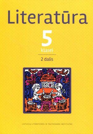Literatūra 5 klasei, 2 dalis