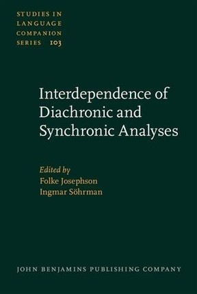 Interdependence of Diachronic and Synchronic Analyses