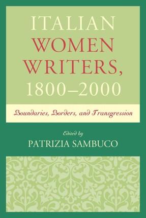 Italian Women Writers, 1800-2000