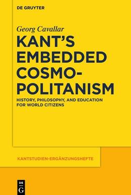 Kant's Embedded Cosmopolitanism