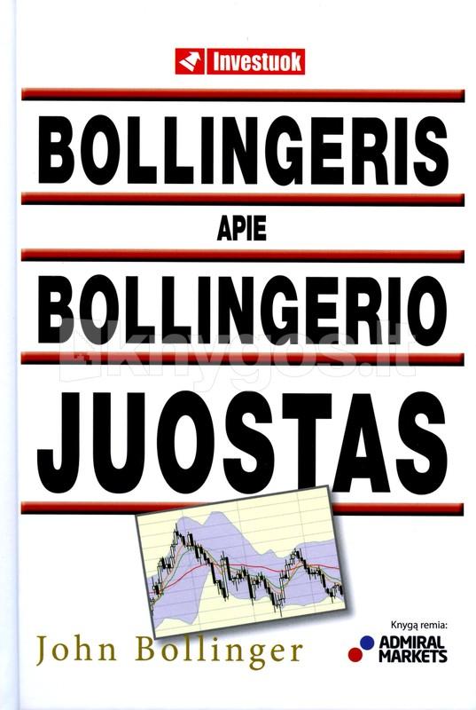"""Prekybos strategijos su """"bollinger"""" juostomis"""