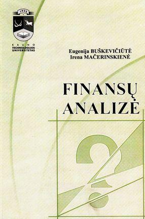 Finansų analizė