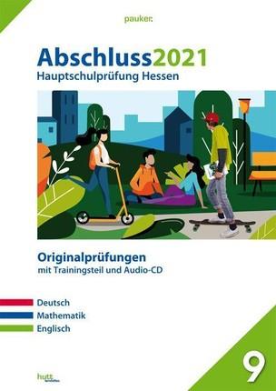Abschluss 2021 - Hauptschulprüfung Hessen
