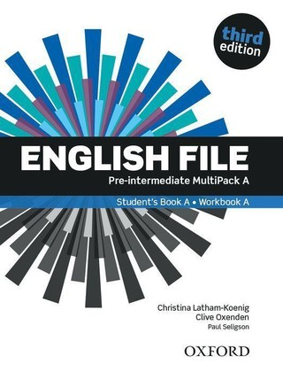 English File: Pre-intermediate. MultiPACK A with iTutor and iChecker