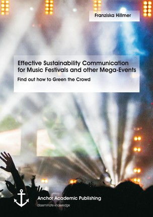 Effective Sustainability Communication for Music Festivals and other Mega-Events