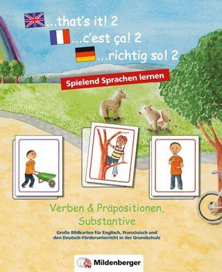 ... that's it! 2, ... c'est ca! 2, ... richtig so! 2 - Verben und Präpositionen, Substantive