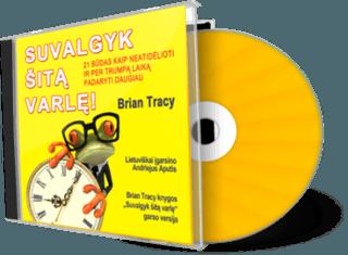 Suvalgyk šitą varlę. Audio knyga