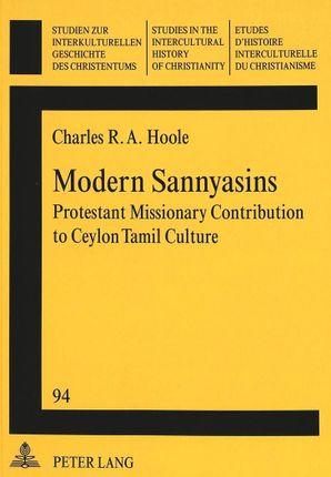«Modern Sannyasins»