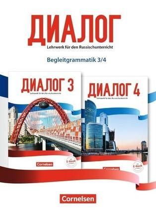 Dialog - Neue GenerationBand 3-4 - Begleitgrammatik 3-4