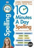 10 Minutes A Day Spelling, Ages 7-11 (Key Stage 2)