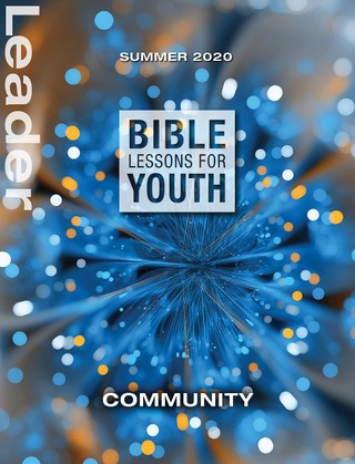 Bible Lessons for Youth Summer 2020 Leader