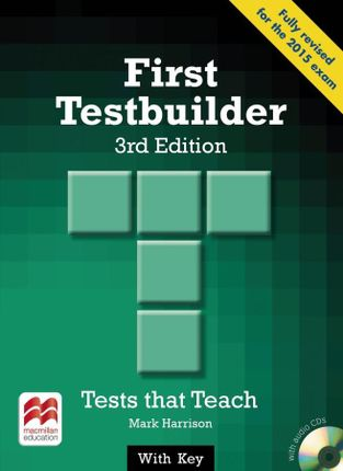 First Testbuilder. Student's Book with Audio-CDs (with Key)