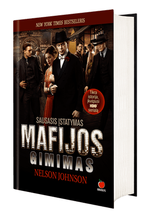 Mafijos gimimas. Sausasis įstatymas