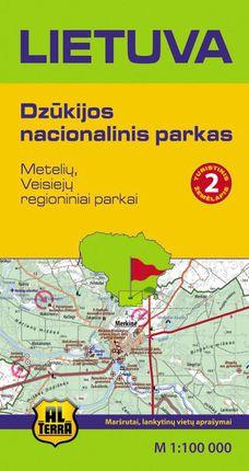 Lietuva. Dzūkijos nacionalinis parkas