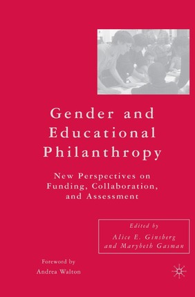 Gender and Educational Philanthropy