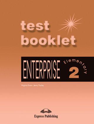 Enterprise 2. Test Booklet. Testų knygelė