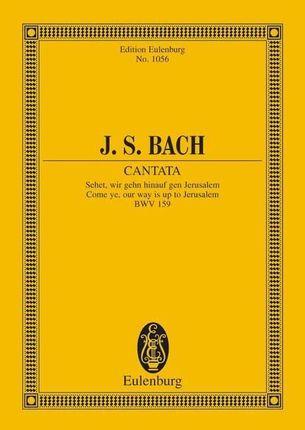 Kantate Nr. 159 (Dominica Estomihi)