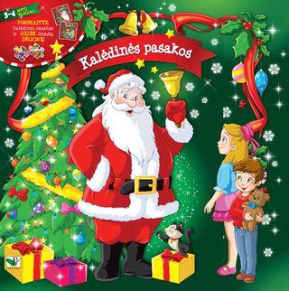 Kalėdinės pasakos. 2 knygelės ir dėlionė