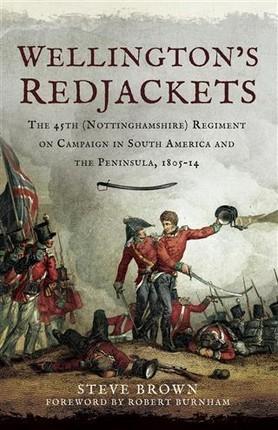Wellington's Redjackets