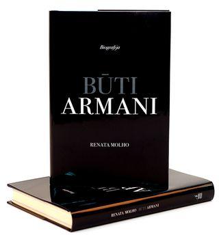 Būti Armani: biografija