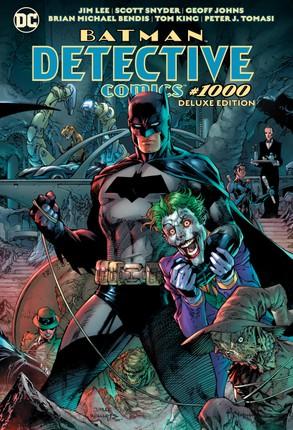 Detective Comics #1000: Deluxe Edition