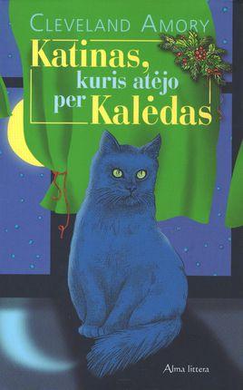 Katinas, kuris atėjo per Kalėdas
