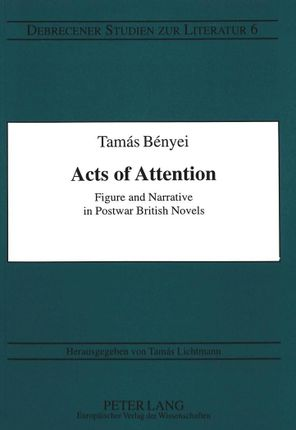 Acts of Attention