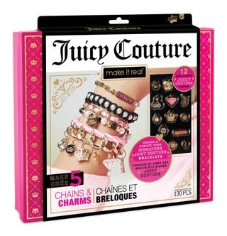 """MAKE IT REAL Papuošalų rinkinys """"Juicy Couture"""""""