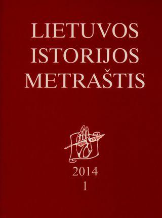 Lietuvos istorijos metraštis 2014 (1)